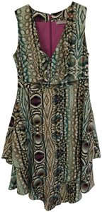 Marc New York short dress green on Tradesy