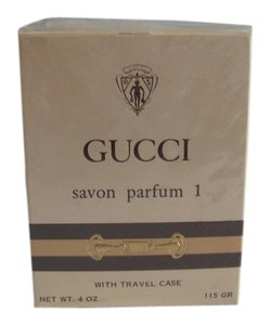 Gucci Gucci Savon Parfum 1 (4oz. Gucci Soap with Travel Case)