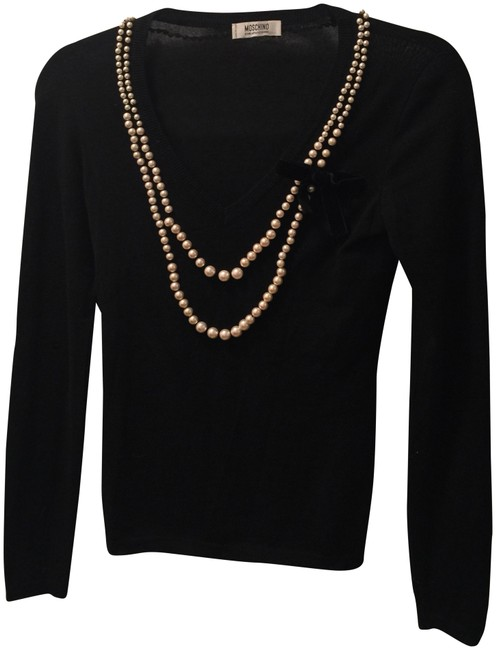 Item - Pearl Black Sweater