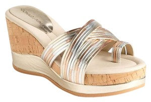 Donald J. Pliner multicolor Sandals