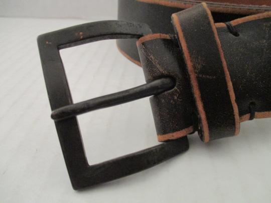 Banana Republic Leather Brushed Bronze Belt Image 1