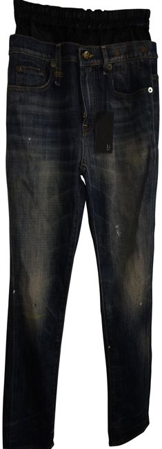 Preload https://img-static.tradesy.com/item/22782677/r13-dark-blue-rinse-xs-slouch-with-leather-panel-skinny-jeans-size-26-2-xs-0-1-650-650.jpg
