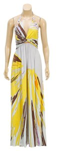 Multi-Color Maxi Dress by Emilio Pucci