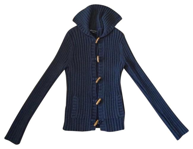 Abercrombie & Fitch Rn75654 Navy Sweater Abercrombie & Fitch Rn75654 Navy Sweater Image 1