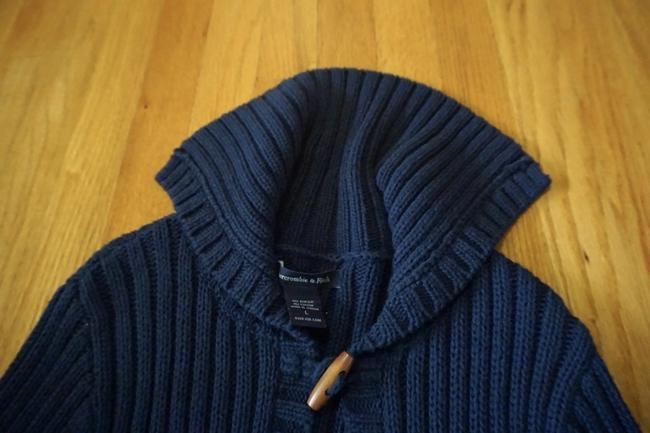 Abercrombie & Fitch Cable Knit Chunky Sweater Image 4