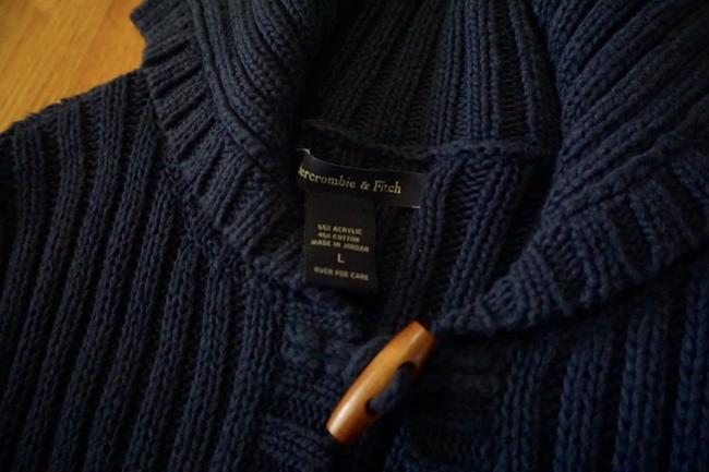 Abercrombie & Fitch Cable Knit Chunky Sweater Image 5