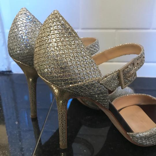 Jimmy Choo Champagne Silver Formal Image 2