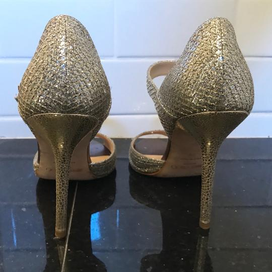 Jimmy Choo Champagne Silver Formal Image 7