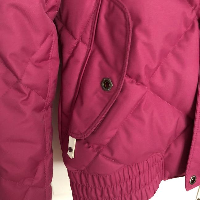The North Face Fur Coat Image 1