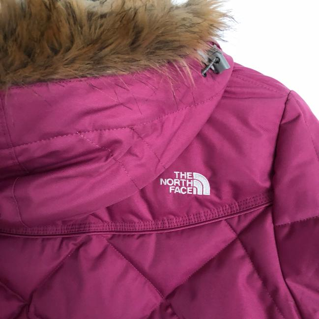 The North Face Fur Coat Image 4