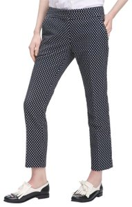 Tory Burch Capris blue and white