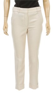 Chloe Straight Pants Cream