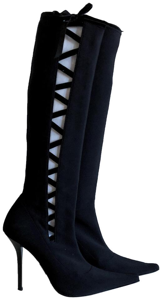 ladies Casadei and Black 4727c Boots/Booties Stylish and Casadei charming 206f19