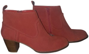 DV by Dolce Vita Ankleboots Suede orange Boots