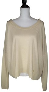 Victoria's Secret Soft Cahsmere Oversized Slouch Boxy Sweater