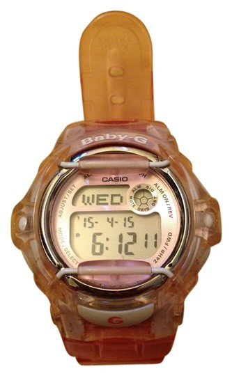 Preload https://item5.tradesy.com/images/baby-g-pink-watch-2278424-0-0.jpg?width=440&height=440