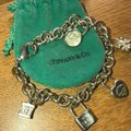 Tiffany & Co. Tiffany icons lock charm bracelet Image 1