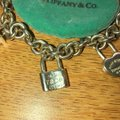 Tiffany & Co. Tiffany icons lock charm bracelet Image 5