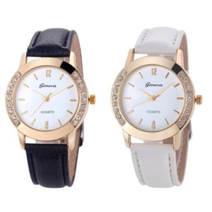 Geneva Analog Wrist Watch