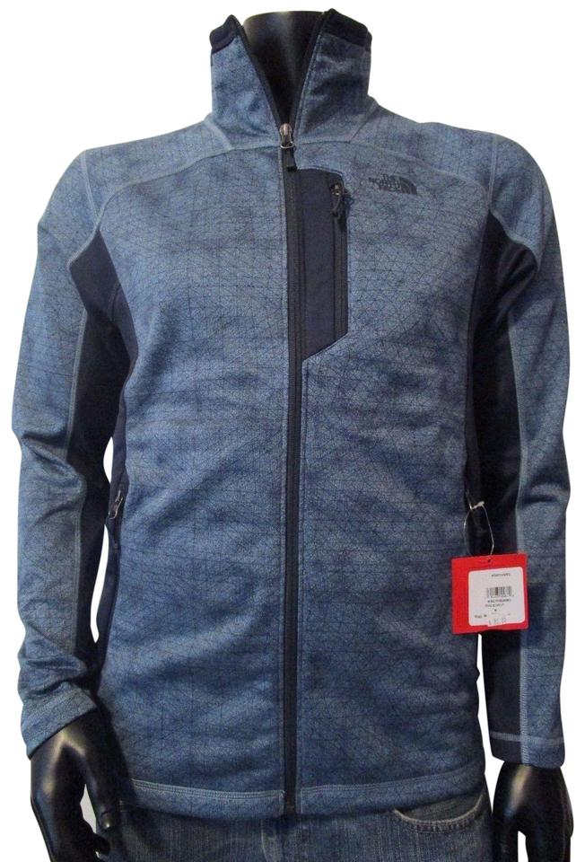 bd2e5de2aaa1 The North Face Tribal Print Blue Mens Tnf Cinder 100 Tenacious ...