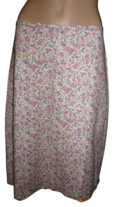 Gap Tiny Flowers Spring Summer Unique Skirt Floral