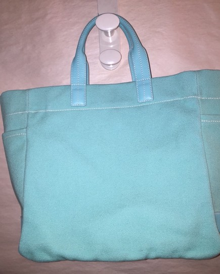 Tiffany & Co. Tote in tiffany blue
