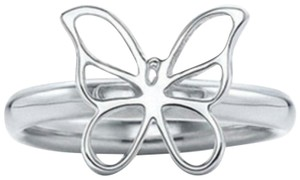 Tiffany & Co. Retired butterfly ring