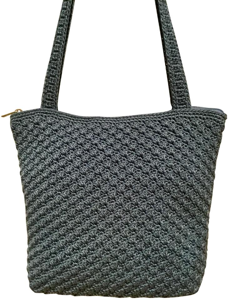 The Sak Crochet Elliott Lucca Totes Tote Shoulder Bag