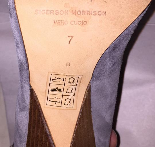 Sigerson Morrison gray Formal