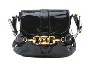 Gucci Made In Italy Satchel in Black