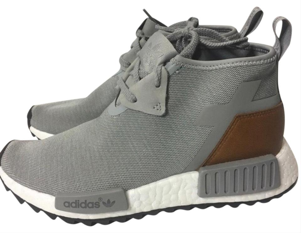 2f7047833 adidas Gray Nmd Chukka Ultra Boost Trail Sneakers Size US 5 Regular ...