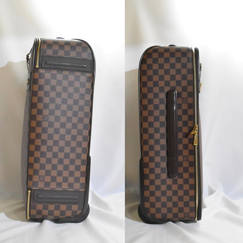 2876f7dea58a Louis Vuitton Damier Luggage Protective Cover Pegase Canvas Weekend Travel  Bag - Tradesy