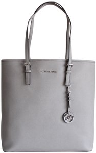 Michael Kors Multifunction Travel Tote in Pearl Gray