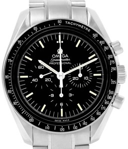 Omega Omega Speedmaster Chronograph Steel Mens MoonWatch 3570.50.00