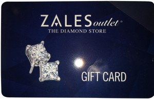 Zales $50 Sales Gift Card