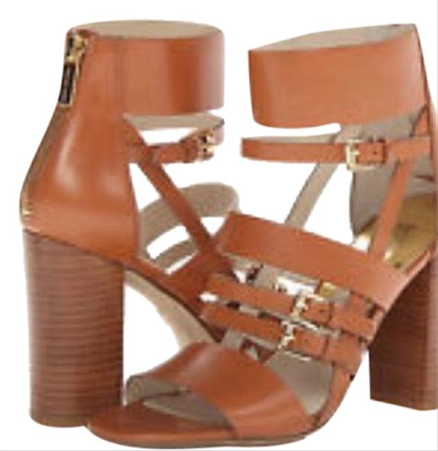 Item - Tan Winston Strappy Sandals Size US 8.5 Regular (M, B)