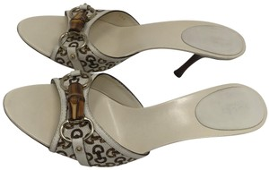Gucci Ivory white Sandals
