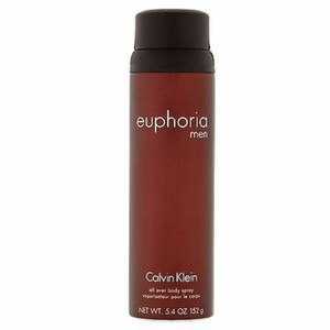Calvin Klein EUPHORIA BY CALVIN KLEIN FOR MEN-BODY SPRAY-5.4 OZ-152 ML-USA