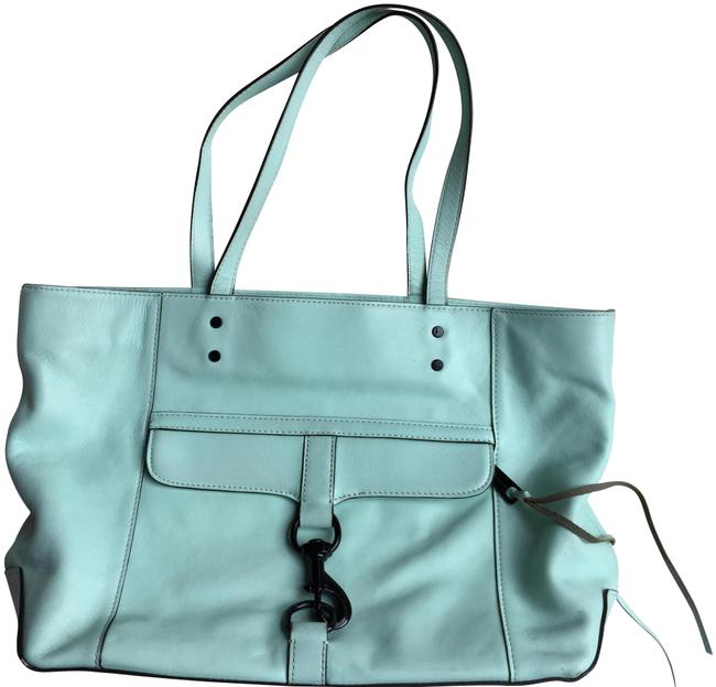 Item - Bowery Mint Leather Tote