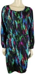Charlie jade Draw String Size M Tunic Colorful Dress