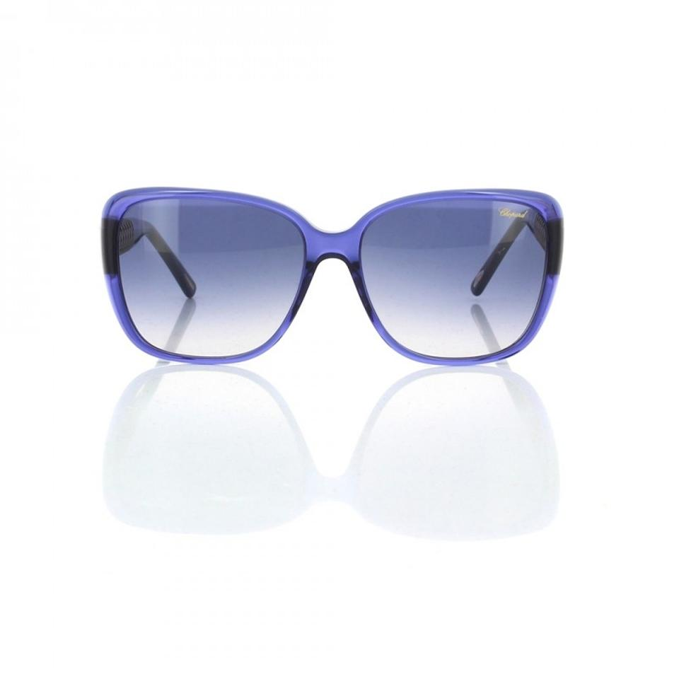 4d70ee55a0a Chopard NEW Chopard Imperiale SCH184S Precious Crystal Square Sunglasses  Image 0 ...