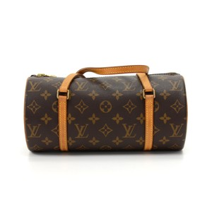 Louis Vuitton Canvas Monogram Hobo Bag