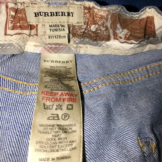 Burberry Skinny Jeans-Distressed Image 10