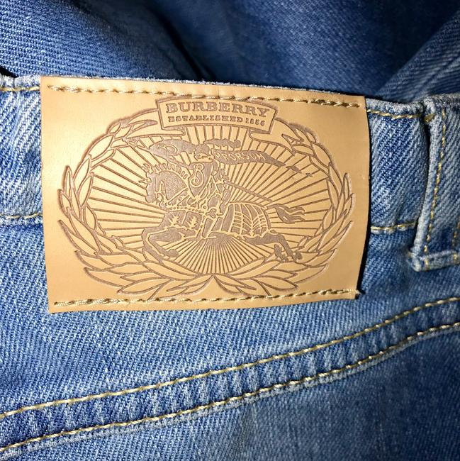 Burberry Skinny Jeans-Distressed Image 4