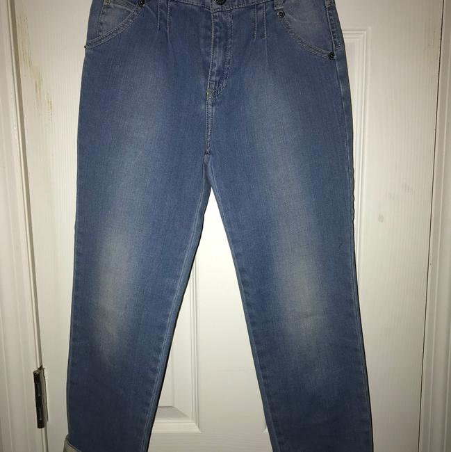Burberry Skinny Jeans-Distressed Image 5