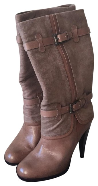 Item - Taupe Air Kennedy Buckle Boots/Booties Size US 9 Regular (M, B)