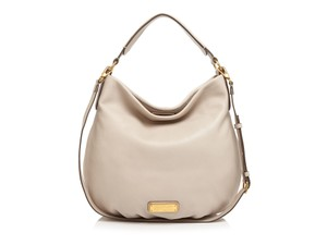 Marc by Marc Jacobs M0005340 Leather Spring Hobo Bag