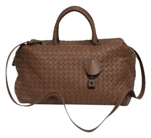 Bottega Veneta Nappa Leather Cross Body Bag