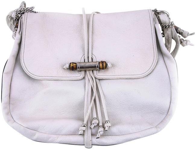 Item - White Messenger Bag