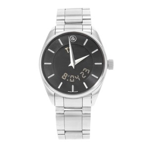 Bell & Ross Function Collection Fusion EXPO 13937 Steel Quartz Watch 38mm (15050)